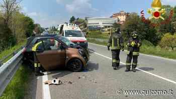 Incidente ad Albavilla: 3 persone soccorse - QuiComo
