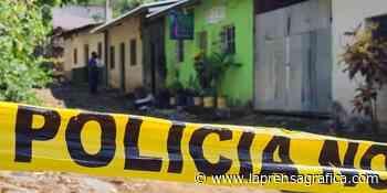 Encuentran cadáver de anciano en descomposición en Jucuapa - La Prensa Grafica