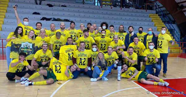 Lo Sporting Sala Consilina vince a Potenza e festeggia lo storico traguardo in serie A2 - ondanews