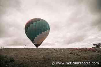 ¿Sabías qué? Puedes volar en globo en Guasca, Cundinamarca - noticiasdiaadia.com