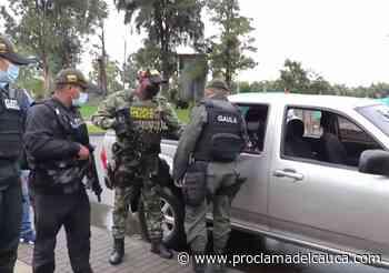 Rescatan a veterinarios que fueron secuestrados en Timbío – Proclama - Proclama del Cauca