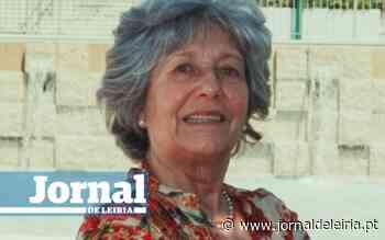 Clementina Henriques é a candidata da CDU à Câmara de Alcobaça - Jornal de Leiria