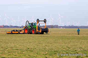 Nieuwsfoto's: Mooie voorjaarsweek biedt ruimte voor mest - Boerderij - Boerderij