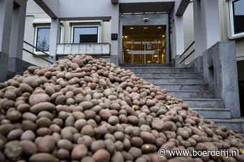 Nieuwsfoto's: Aardappelen op de stoep - Boerderij - Boerderij