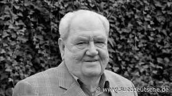 Trauer um Harry Blöchl in Kirchseeon - Süddeutsche Zeitung
