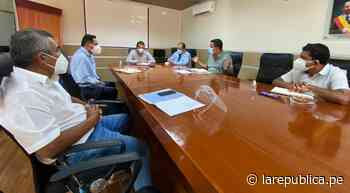 Lambayeque: destinarán balones y personal médico a distritos del Valle Zaña - LaRepública.pe