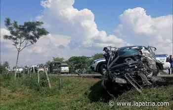 Líder voluntario de la Defensa Civil de Anserma murió en accidente de tránsito en Casanare - La Patria.com
