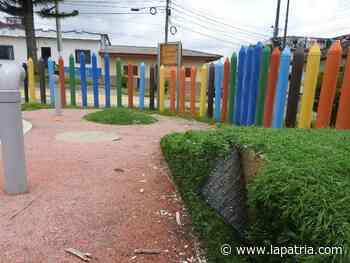 Piden atención para parque infantil de Anserma (Caldas) - La Patria.com