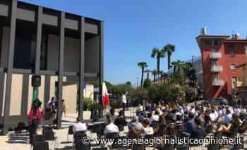 PROVINCIA AUTONOMA TRENTO * ARCHITETTURA BIO: « A NAGO TORBOLE INAUGURATO L'EDIFICIO COMUNALE PIÙ VIRTUOSO D'ITALIA, LA COSTRUZIONE È ECOSOSTENIBILE » - agenzia giornalistica opinione