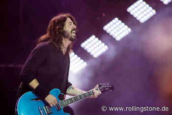 "Dave Grohl erzählt die Geschichte hinter dem Foo-Fighters-Klassiker ""Everlong"" als... - Rolling Stone"