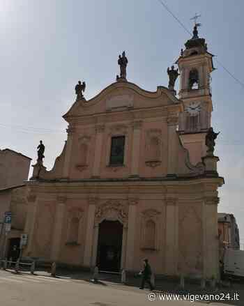 Vigevano: ruba le offerte in chiesa, individuato e denunciato un uomo - Vigevano24.it