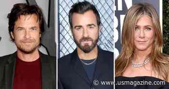 Justin Theroux Got 'Sage' Advice From Jason Bateman While Dating Jennifer Aniston - Us Weekly