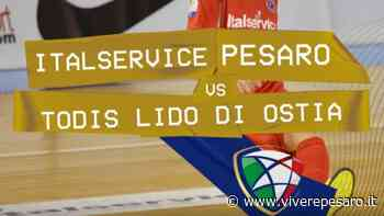 Final Eight, oggi Italservice Pesaro-Todis Lido di Ostia - Vivere Pesaro
