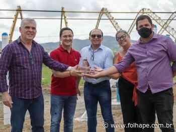 André Ferreira destina emenda para construção de poço em distritos de Pombos - Folha de Pernambuco