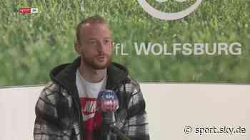 VfL Wolfsburg Video: Maximilian Arnold über den Kampf um die CL - Sky Sport