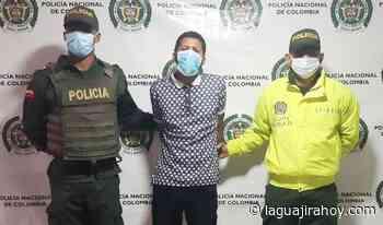 Capturan en San Juan del Cesar alias 'El Flow' sindicado por varios delitos - La Guajira Hoy.com