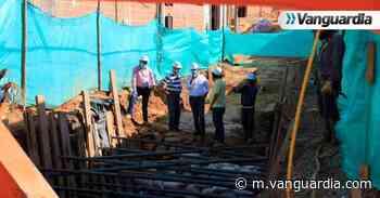 Zapatoca muestra avances en obras de alcantarillado - Vanguardia