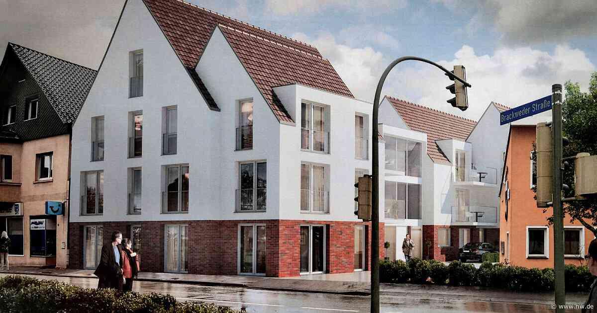 Neue Pflege entsteht mitten in Friedrichsdorf - nw.de - Neue Westfälische