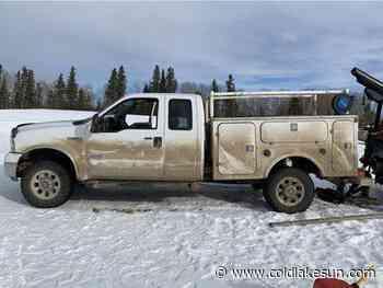 Bonnyville RCMP shut down vehicle chop shop, seize $250,000 in stolen goods - The Cold Lake Sun