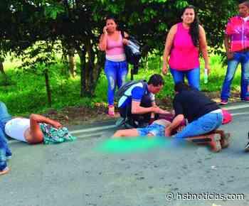 Trágico accidente deja un muerto cerca de Barranca de Upía - hsbnoticias.com