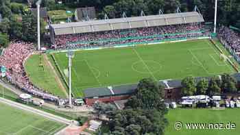 Fahrplan für NFV-Pokal steht: Beim SV Meppen herrscht Klarheit, SC Spelle-Venhaus muss warten - NOZ