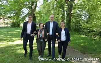 Départementales : Christian Laine et Rachel Courtoux candidats dans le canton de Lescar - La République des Pyrénées