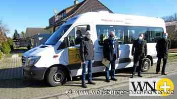 Bürgerbus Meinersen bekommt finanzielle Hilfe - Wolfsburger Nachrichten