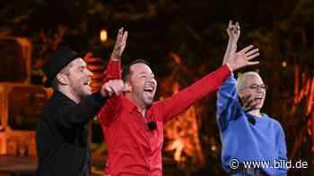 """""""Sing meinen Song""""-Start: Justin Timberlake guckte bei DJ BoBo ab - BILD"""