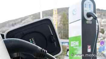 Waakirchen vertraut bei E-Tankstellen auf Firma aus Landsberg - Merkur Online