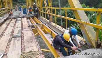 El puente La Ínsula en Chinchiná estará cerrado por dos días - Caracol Radio