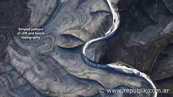 Extrañas ondas en las colinas vistas en las fotos de Landsat-8 dejan a la NASA asombrada - tecnoticias, tu portal de información - REPUBLIK