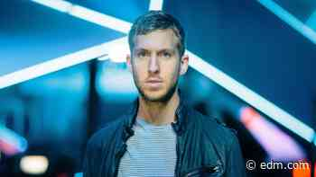 Calvin Harris' Next NFT Drop Will Only Be Available to the Biggest Collectors - EDM.com