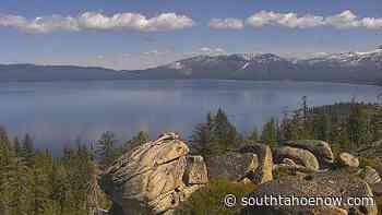 Spring storm heading to Lake Tahoe - snow, rain, wind - South Tahoe Now