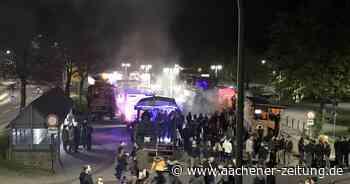 Keine Maifeiern in Simmerath: Bushof wird wieder für Traktoren gesperrt - Aachener Zeitung