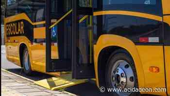 Estado entrega ônibus escolares para Descalvado e Porto Ferreira - ACidade ON