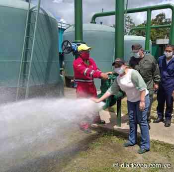 Rehabilitan planta potabilizadora en Tucupita – DiarioVea - Diario Vea