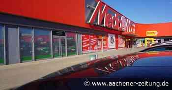 Fast-Food-Restaurant: Kein Nutzungsänderungsantrag für das Auerbach-Center eingegangen - Aachener Zeitung
