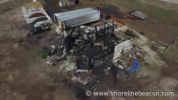 Arson investigations at rural Port Elgin property - Shoreline Beacon
