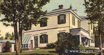 Stellarton unveiling plaqueboard to remember Birch Hill House | Saltwire - SaltWire Network