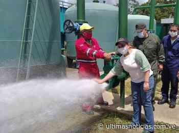 Gobierno nacional rehabilita planta potabilizadora en Tucupita - Últimas Noticias