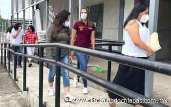 En Huixtla supervisan remodelación de sede migratoria - El Heraldo de Chiapas