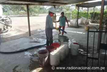 Lambayeque: prorrogan estado de emergencia en Pacora por contaminación del agua - Radio Nacional del Perú