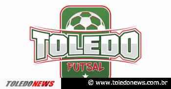 Toledo Futsal enfrenta o Siqueira Campos na noite desta sexta-feira pelo Campeonato Paranaense Chave Ouro - Toledo News