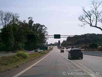Rodovia Fernão Dias fica interditada em Lavras após acidente - Via Trolebus