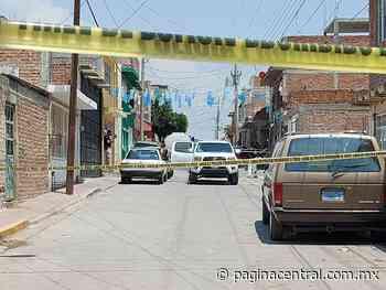 Asesinan a 2 en Valle Hermoso - Página Central