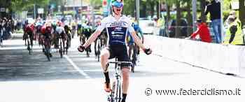Il trentino Andreaus finisseur a Passirano - Il Mondo del Ciclismo