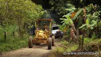 Avanzan trabajos de recuperación de vías de Prado, Dolores y Alpujarra - El Cronista