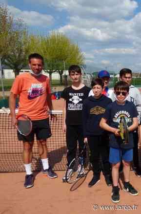 Le stage de tennis a été le bienvenu - La République du Centre