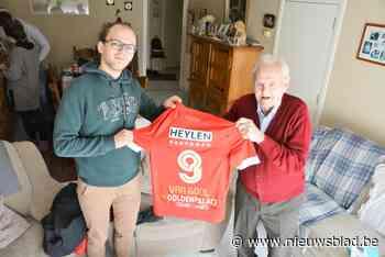 """Hulde voor Antwerp-coryfee Van Gool: """"Die felicitatie van Pele, die vergeet ik nooit"""""""