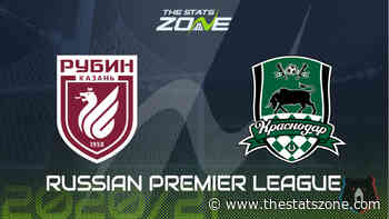 2020-21 Russian Premier League – Rubin Kazan vs Krasnodar Preview & Prediction - The Stats Zone